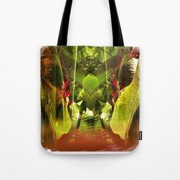 garden of delight Tote Bag