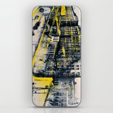 Flatiron Mixed Media iPhone & iPod Skin