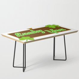 Lucky You Coffee Table