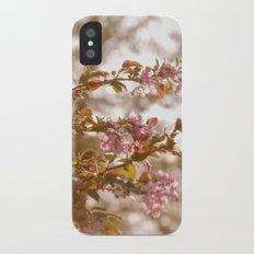 springtime  Slim Case iPhone X