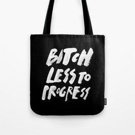 PROGRESS Tote Bag