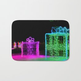 Presenting Lights Bath Mat