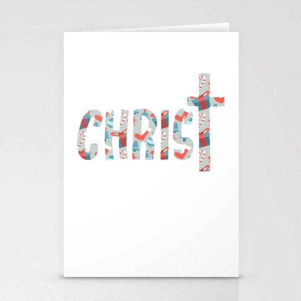 Christian Christmas Cards.Merry Christ Mas Religious Christian Christmas Stationery Cards By Bubltees