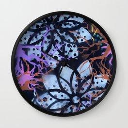 Wild nature Wall Clock