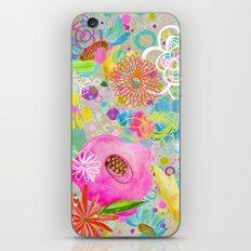 The Dream Garden iPhone & iPod Skin