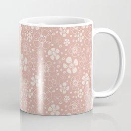 Sweet Shabby Chic Pink Coffee Mug