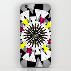 Nexus N°18bis iPhone & iPod Skin