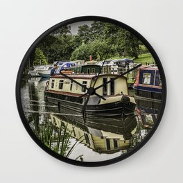 Cruising Wall Clock