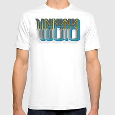 Vecta cholo SMALL Mens Fitted Tee White