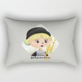 Gelsomina Rectangular Pillow