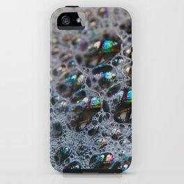 Bubbles iPhone Case