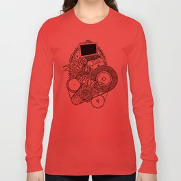 Work is Play Long Sleeve T-shirt