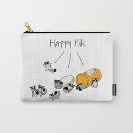 Sugar Glider Happy Pills Carry-All Pouch