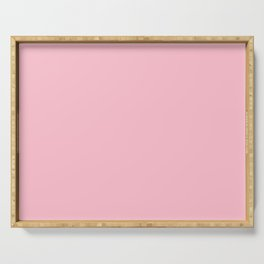 Pink Colour Blocks Serving Tray