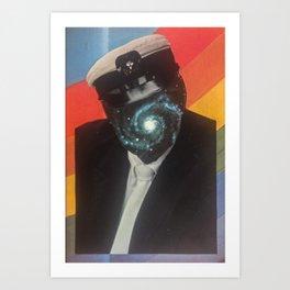 Print of Handmade Collage // Scott Locke // 2014 Art Print