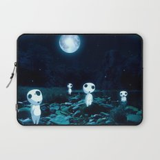 Princess Mononoke (Kodama) Laptop Sleeve