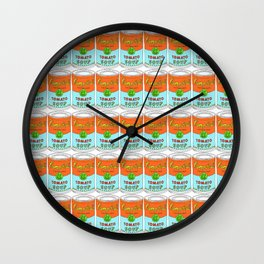 Warhol Wall Clock