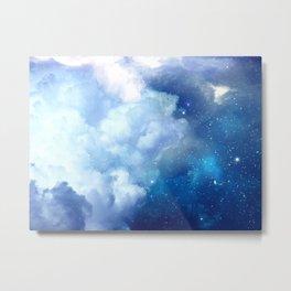 Starclouds Metal Print