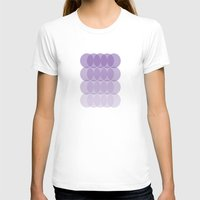 ombre T-shirts featuring Ombre by TypeArtist