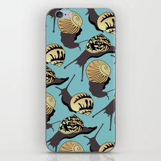 It's Hailing Snails iPhone & iPod Skin