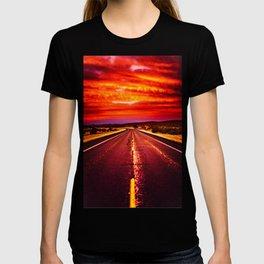 Desert Sunrise, Big Bend, Texas T-shirt