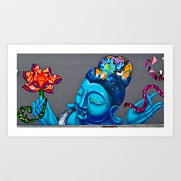 Reincarnation  Art Print