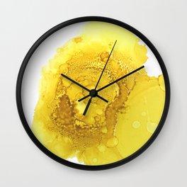 Manipura (solar plexus chakra) Wall Clock