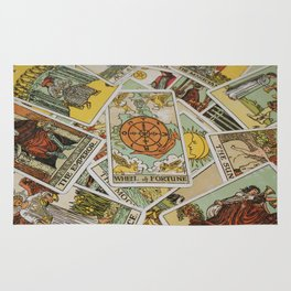 Tarot Cards Rug