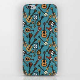 Guitars iPhone Skin