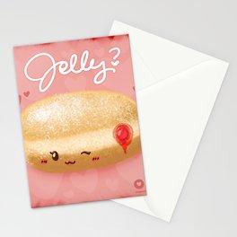 Jelly? Stationery Cards