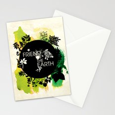 Friend of the Earth Stationery Cards