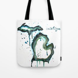 Michigan is Home Tote Bag