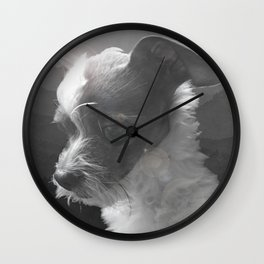 LiAM (billy d. goat) Wall Clock
