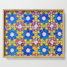 Azulejos - Portuguese tiles Serving Tray