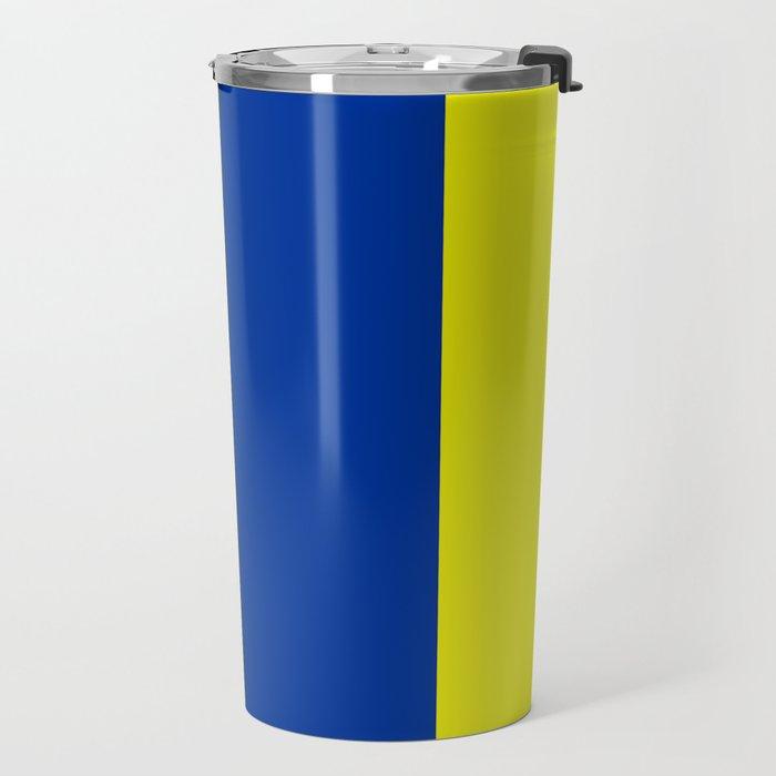 Golf Flag Travel Mug