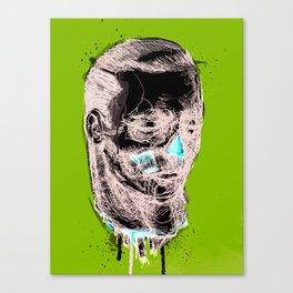 Zombie_2 by LelosLovesYou Canvas Print