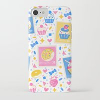 cupcakes iPhone & iPod Cases featuring Cupcakes by Hui_Yuan-Chang