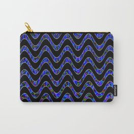Waves of colors... Carry-All Pouch