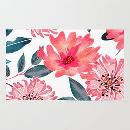 Yours Florally Rug