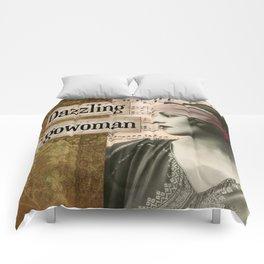 Dazzling Egowoman Comforters