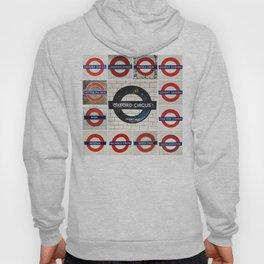 London Tube Hoody