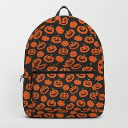 Jack O Lanterns // Halloween Collection Backpack