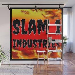 Slam 1 Industries FIRE Wall Mural