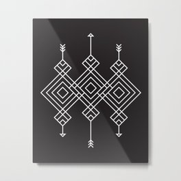 GOOD AIM Metal Print