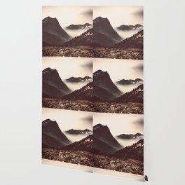 Montana Mountain Pass Wallpaper