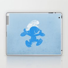 KRAZY BLUE Laptop & iPad Skin