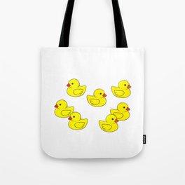 Oh Ducks! Tote Bag