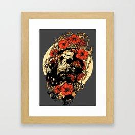 Mors/Venustas Framed Art Print
