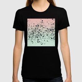 Mint, Blush, Back. T-shirt