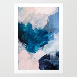 Palette No. Twenty Five Art Print
